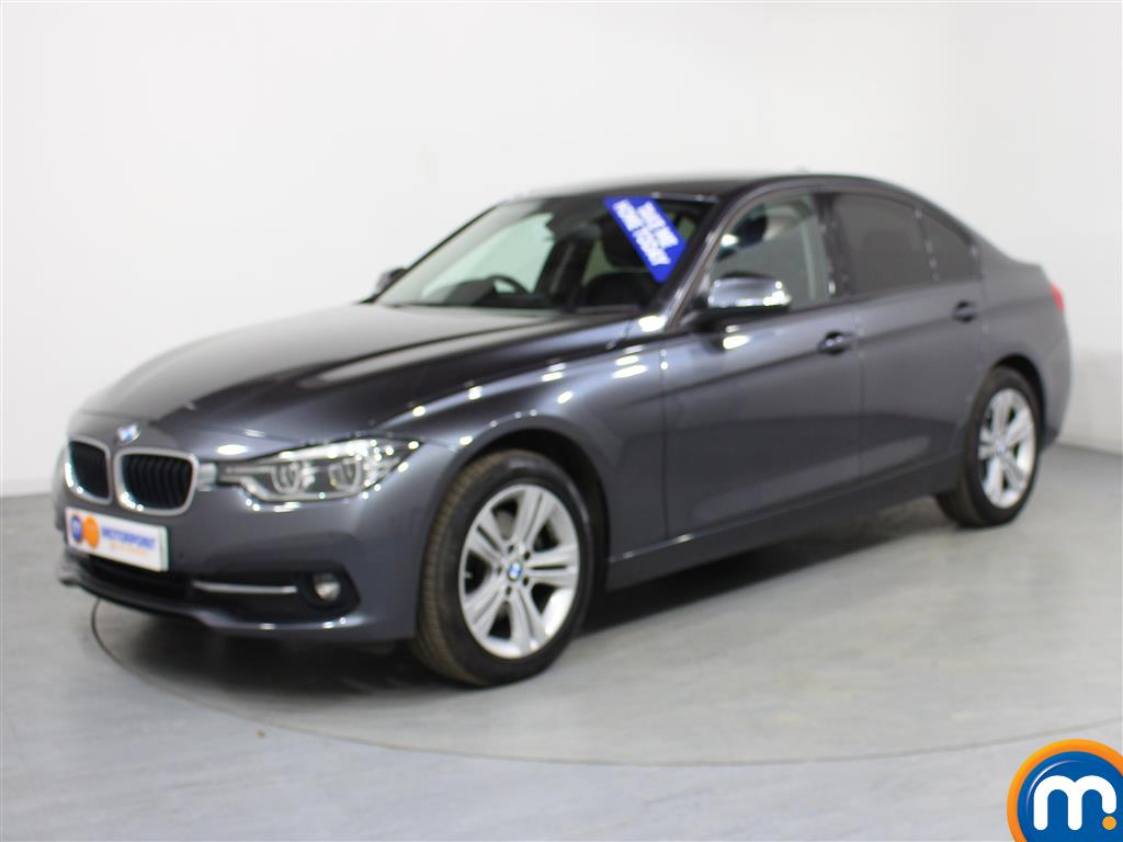 BMW 3 Series Sport - Stock Number (965975) - Passenger side front corner