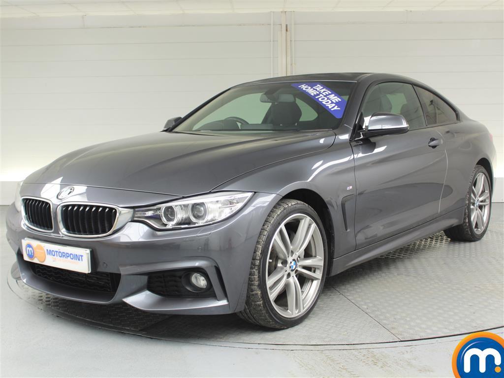 BMW 4 Series M Sport - Stock Number (976771) - Passenger side front corner