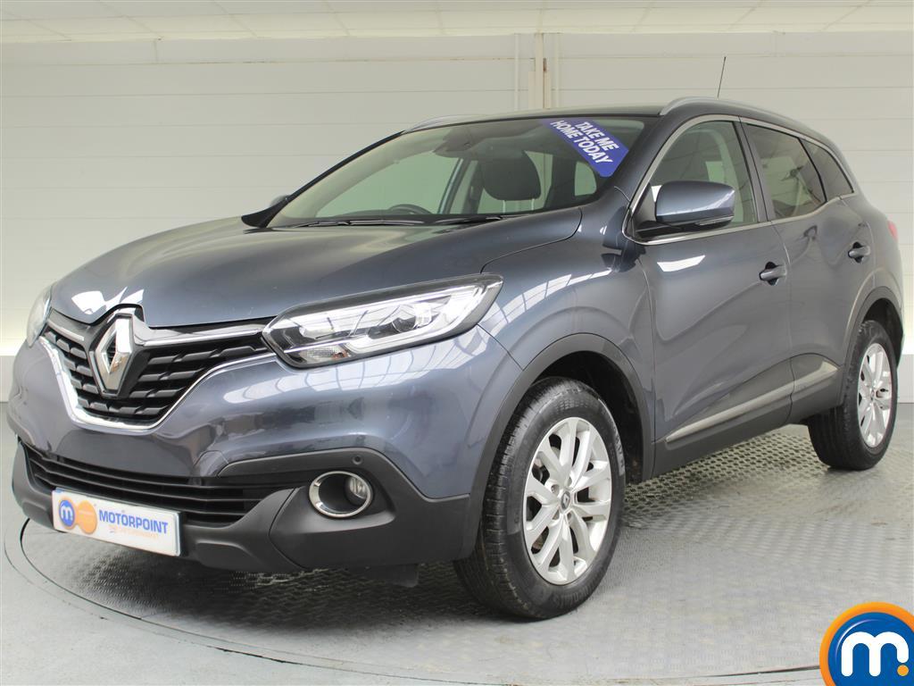Renault Kadjar Dynamique Nav - Stock Number (971353) - Passenger side front corner