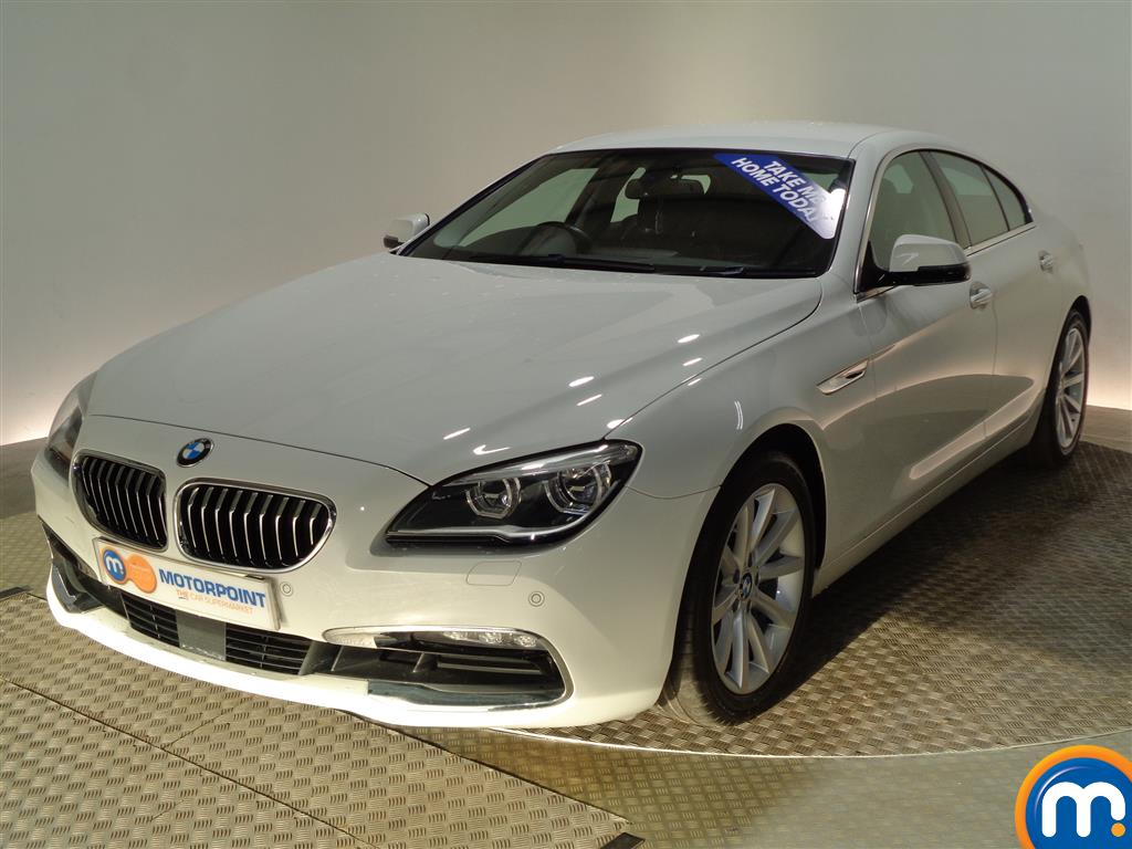 BMW 6 Series SE Automatic Diesel Saloon - Stock Number (964903) - Passenger side front corner