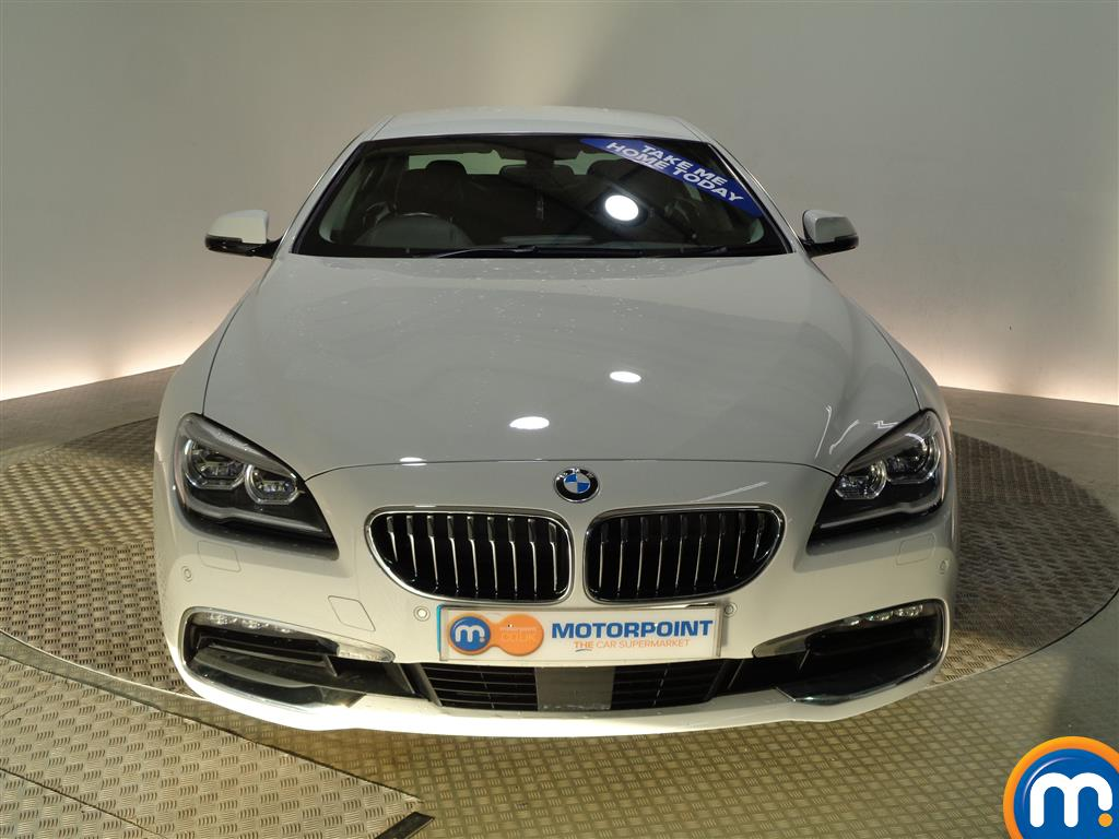 BMW 6 Series SE Automatic Diesel Saloon - Stock Number (964903) - Front bumper