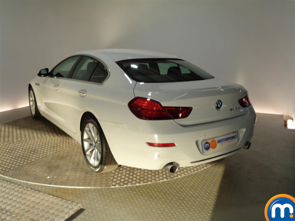 BMW 6 Series SE Automatic Diesel Saloon - Stock Number (964903) - Passenger side rear corner