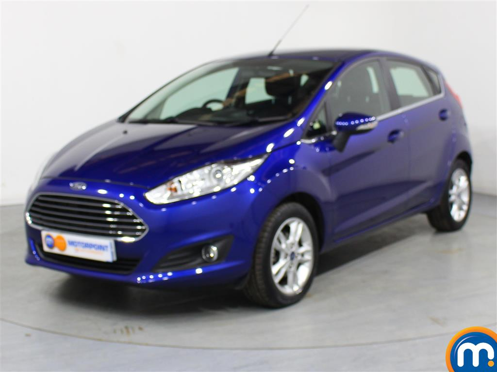 Ford Fiesta Zetec - Stock Number (973387) - Passenger side front corner