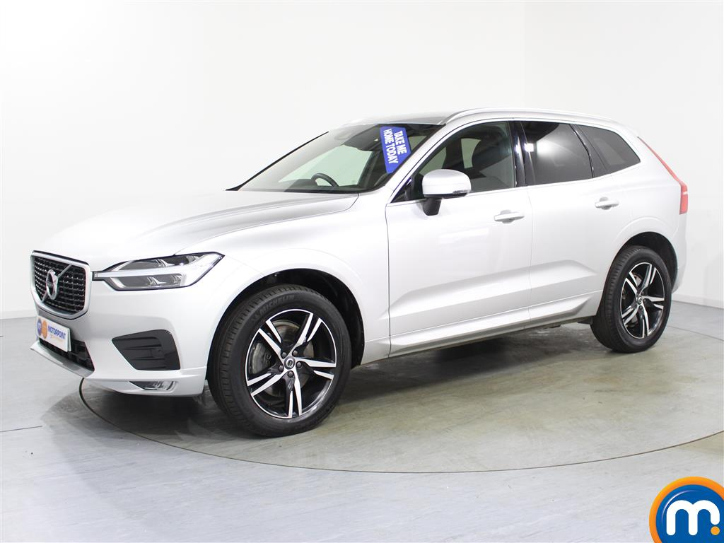 Volvo Xc60 R DESIGN - Stock Number (969023) - Passenger side front corner