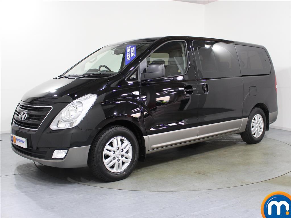 Hyundai I800 SE Nav - Stock Number (967477) - Passenger side front corner