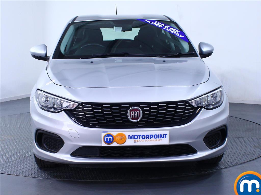 Fiat Tipo Easy Manual Petrol Hatchback - Stock Number (974438) - Front bumper