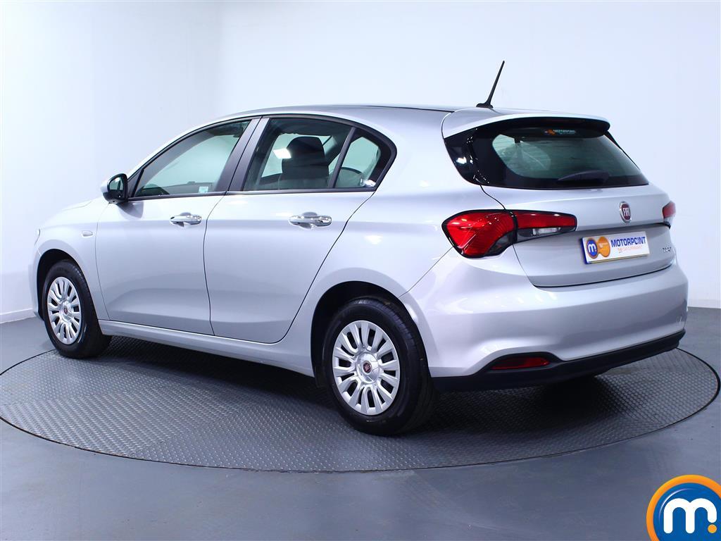 Fiat Tipo Easy Manual Petrol Hatchback - Stock Number (974438) - Passenger side rear corner