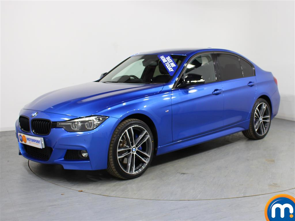 BMW 3 Series M Sport Shadow Edition - Stock Number (957972) - Passenger side front corner