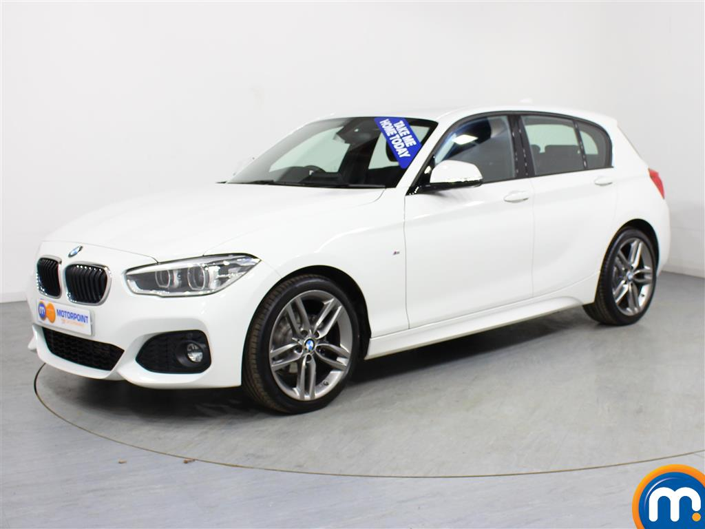 BMW 1 Series M Sport - Stock Number (973353) - Passenger side front corner