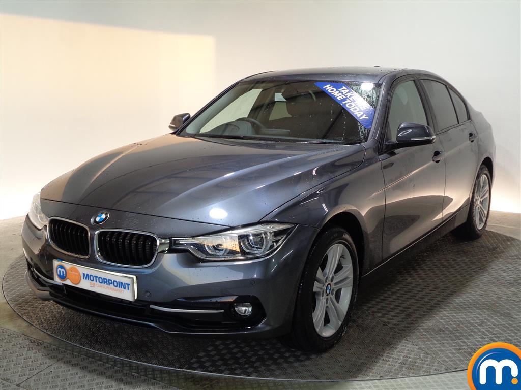 BMW 3 Series Sport - Stock Number (965962) - Passenger side front corner