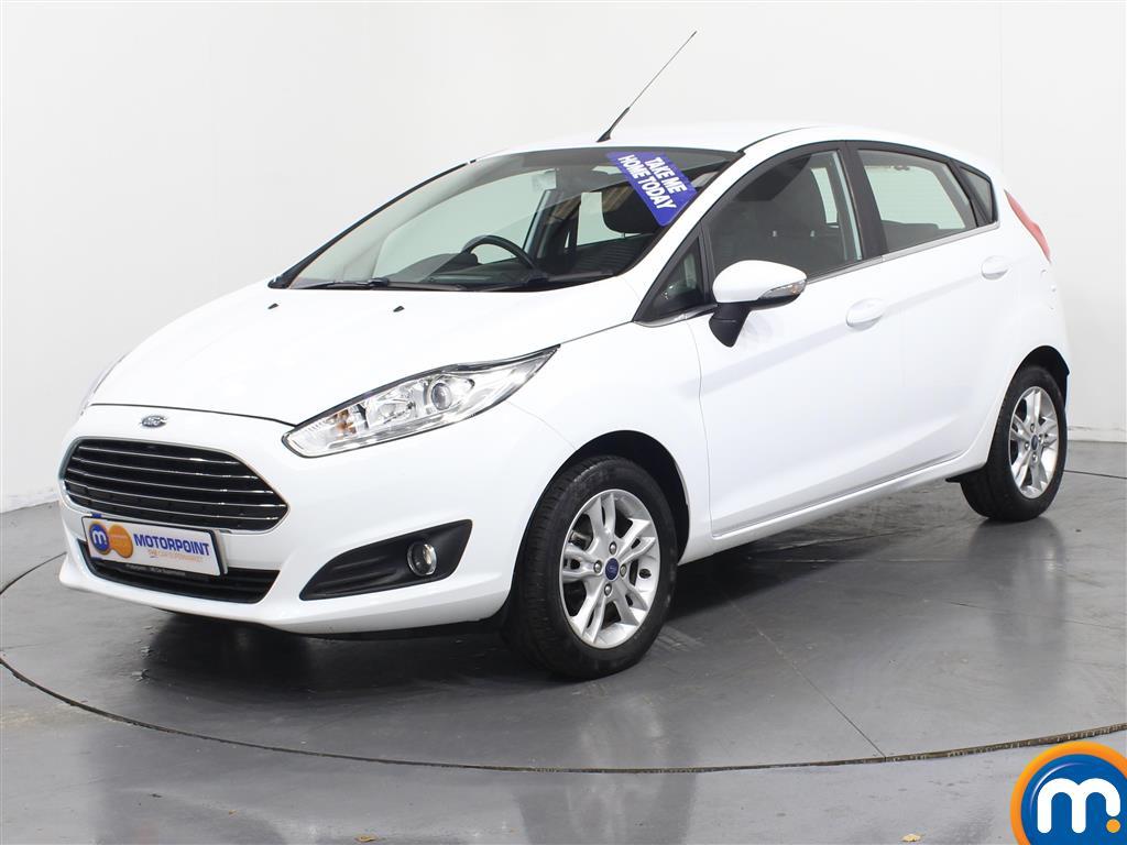 Ford Fiesta Zetec - Stock Number (976944) - Passenger side front corner