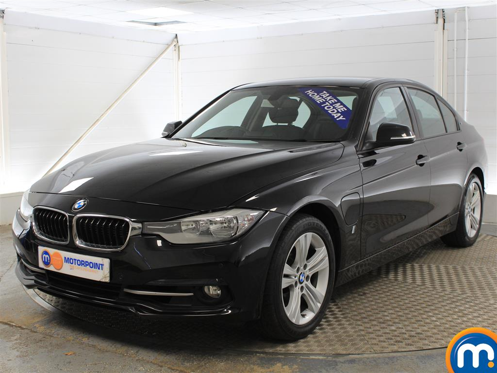 BMW 3 Series Sport - Stock Number (975911) - Passenger side front corner