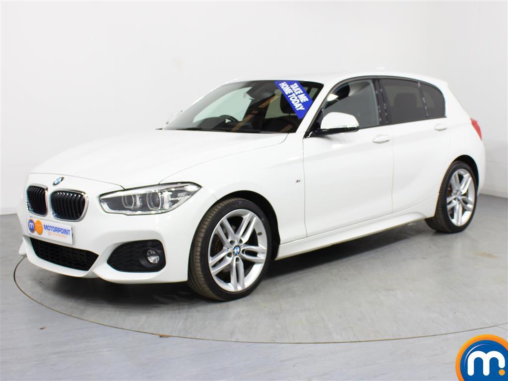 BMW 1 Series M Sport - Stock Number (973588) - Passenger side front corner