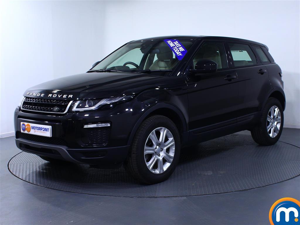 Land Rover Range Rover Evoque SE Tech - Stock Number (974075) - Passenger side front corner