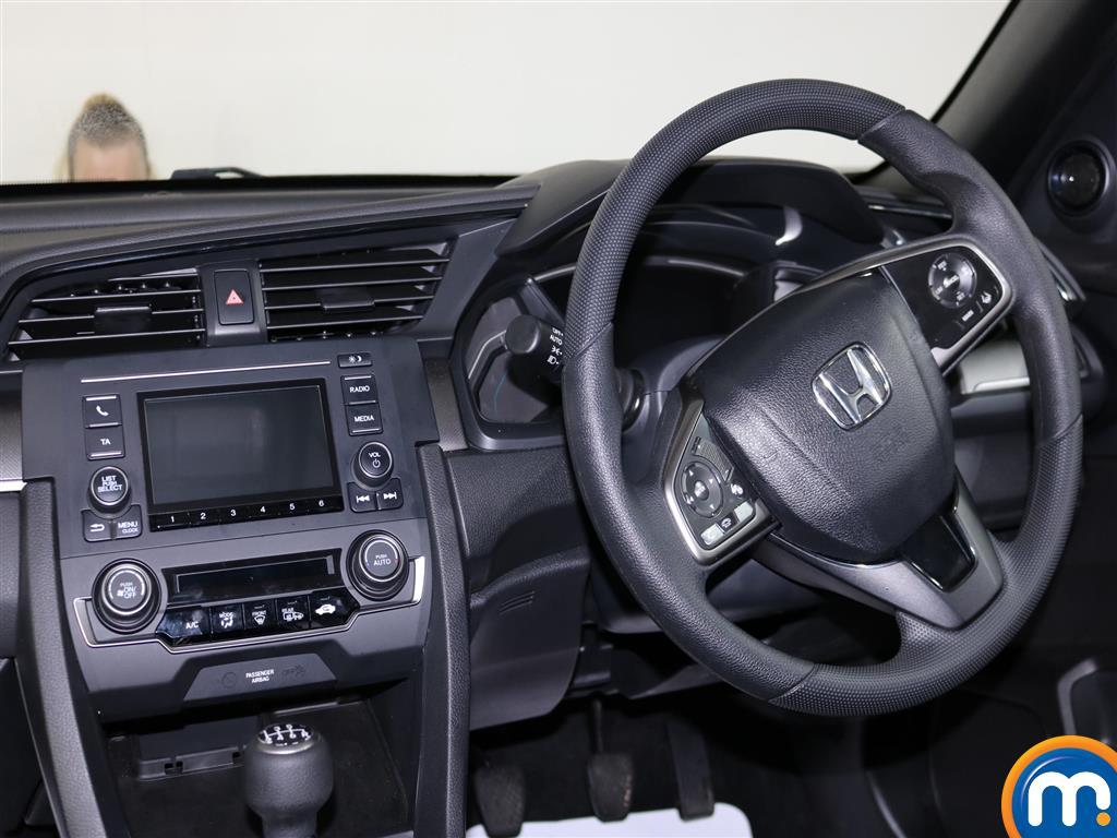 Honda Civic SE Manual Diesel Hatchback - Stock Number (973213) - 3rd supplementary image