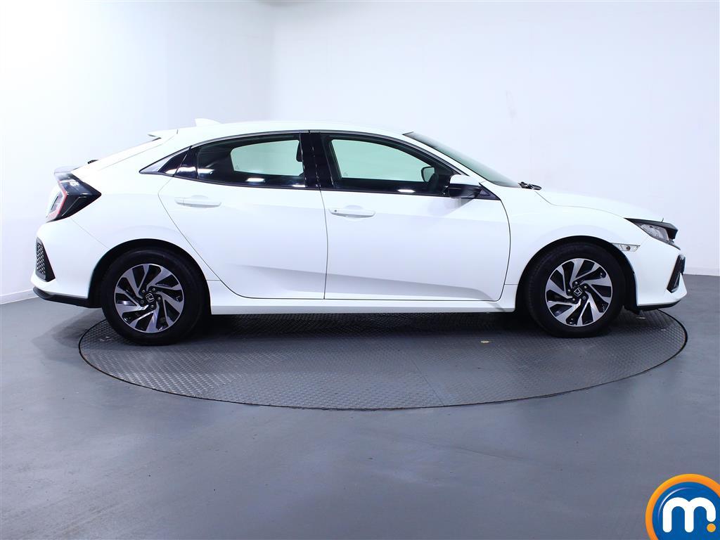 Honda Civic SE Manual Diesel Hatchback - Stock Number (973213) - Drivers side