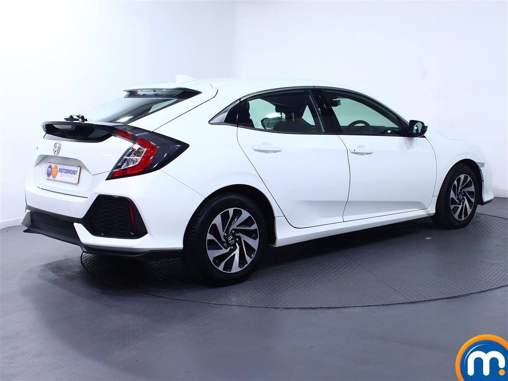 Honda Civic SE Manual Diesel Hatchback - Stock Number (973213) - Drivers side rear corner