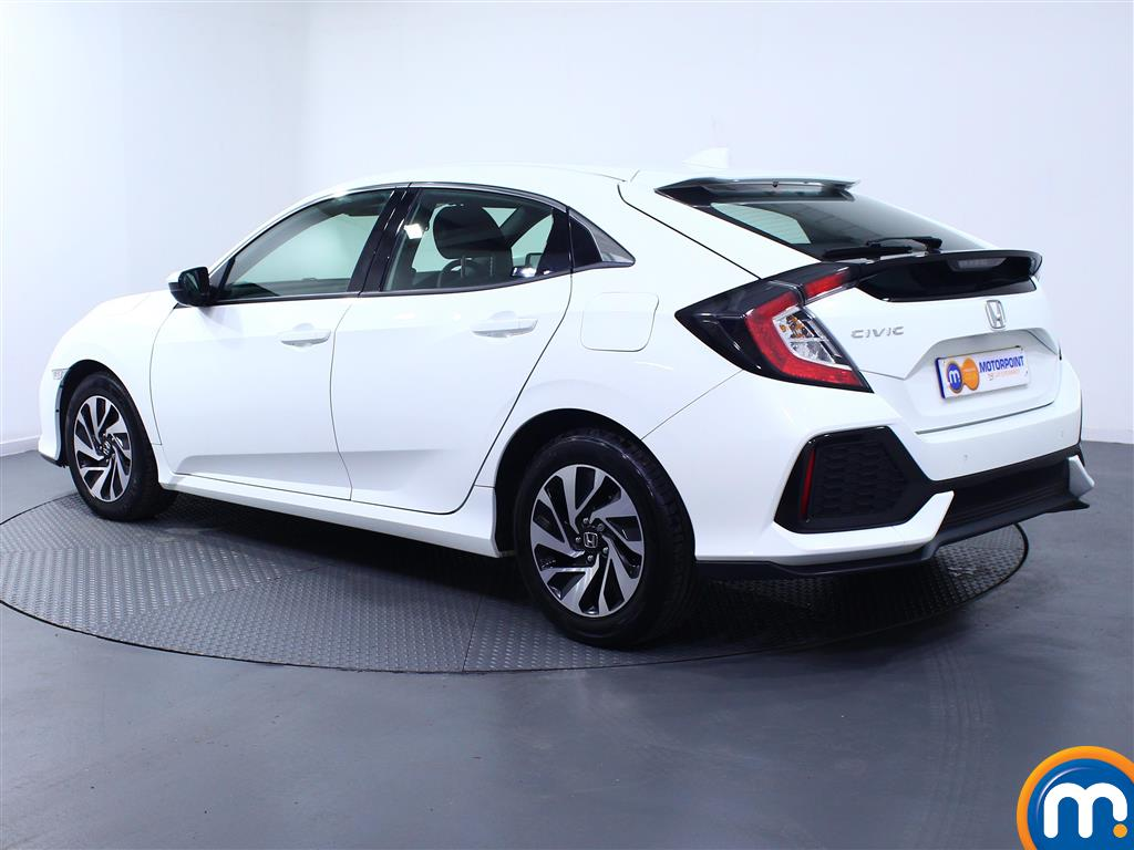 Honda Civic SE Manual Diesel Hatchback - Stock Number (973213) - Passenger side rear corner