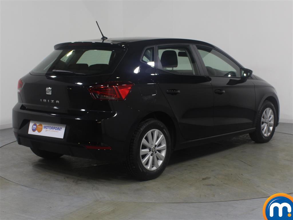 Seat Ibiza SE - Stock Number (977110) - Passenger side front corner
