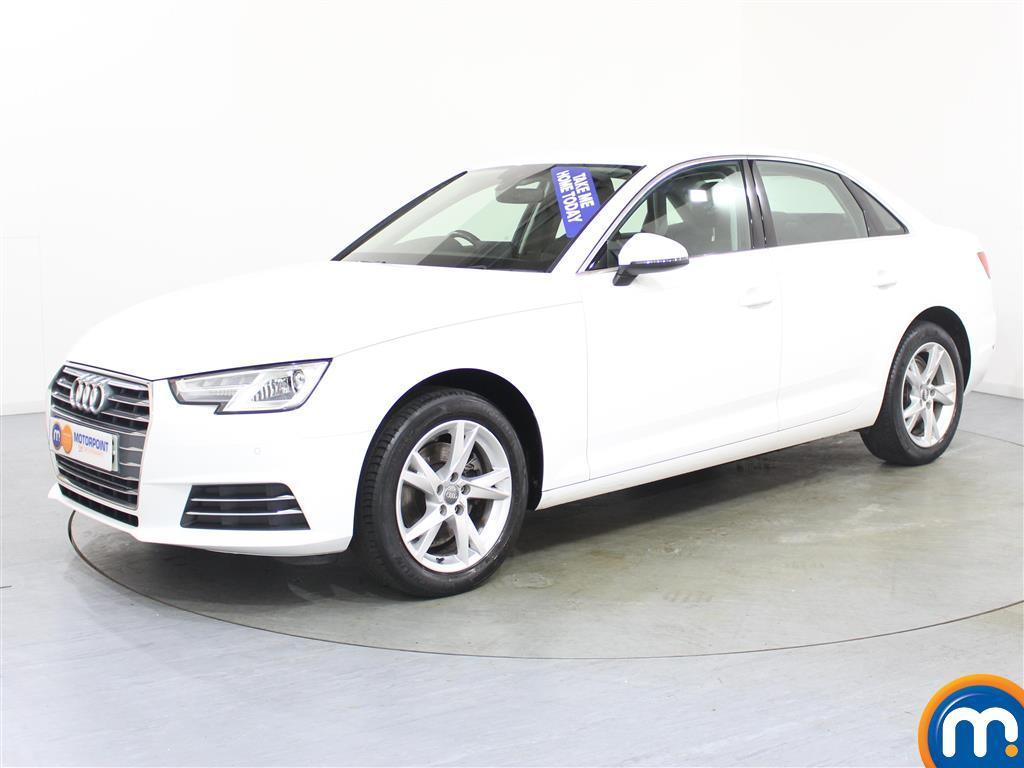 Audi A4 Sport - Stock Number (974892) - Passenger side front corner