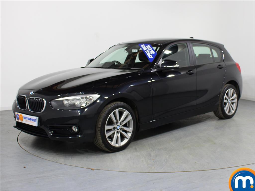 BMW 1 Series Sport - Stock Number (974845) - Passenger side front corner