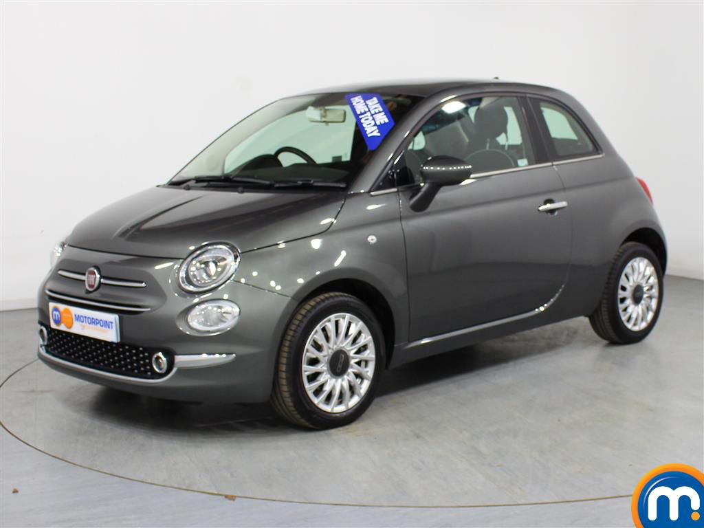 Fiat 500 Lounge - Stock Number (966240) - Passenger side front corner