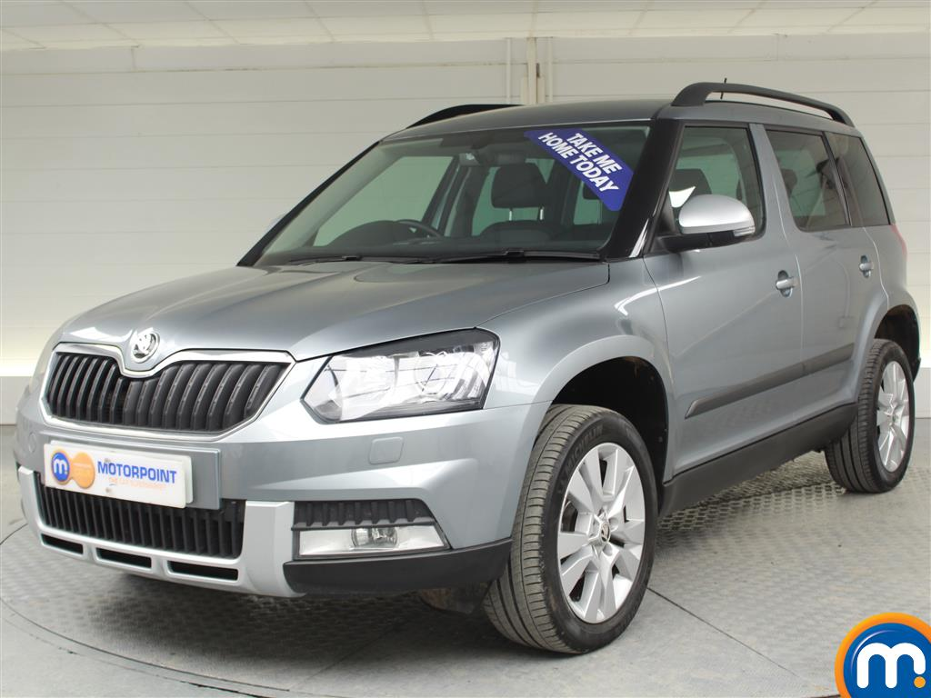 Skoda Yeti Outdoor SE L - Stock Number (977370) - Passenger side front corner