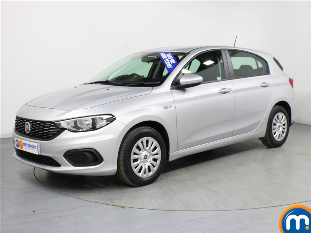Fiat Tipo Easy - Stock Number (974435) - Passenger side front corner