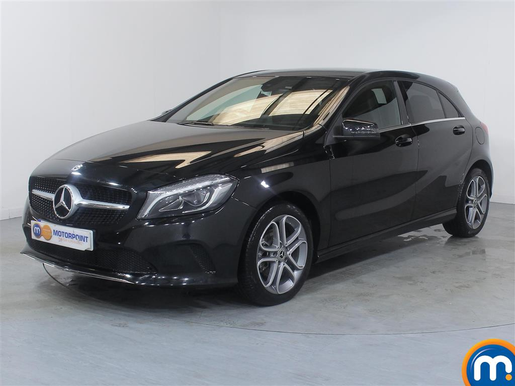 Mercedes-Benz A Class Sport Edition - Stock Number (971988) - Passenger side front corner