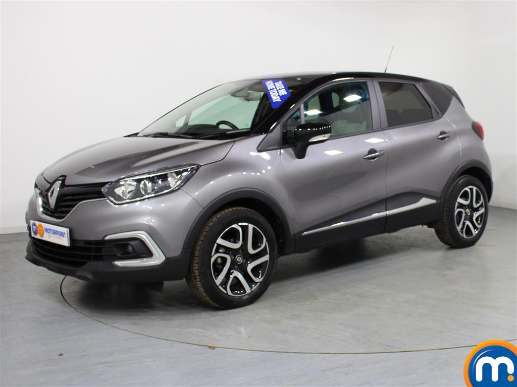 Renault Captur Iconic - Stock Number (971542) - Passenger side front corner