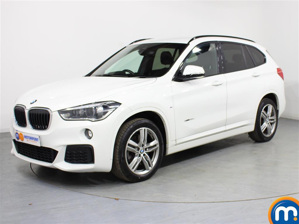 BMW X1 M Sport - Stock Number (969024) - Passenger side front corner