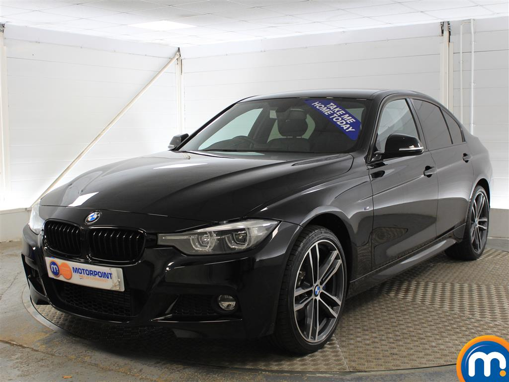 BMW 3 Series M Sport Shadow Edition - Stock Number (975511) - Passenger side front corner