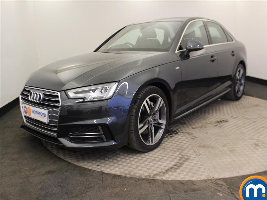 Audi A4 S Line - Stock Number (977665) - Passenger side front corner