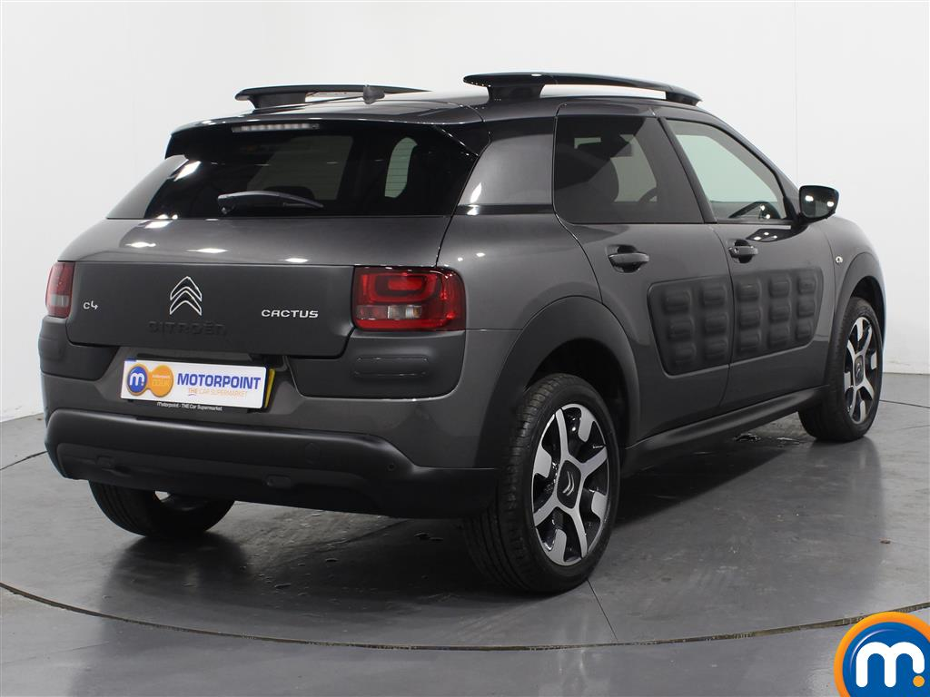 Citroen C4 Cactus Flair - Stock Number (975054) - Passenger side front corner