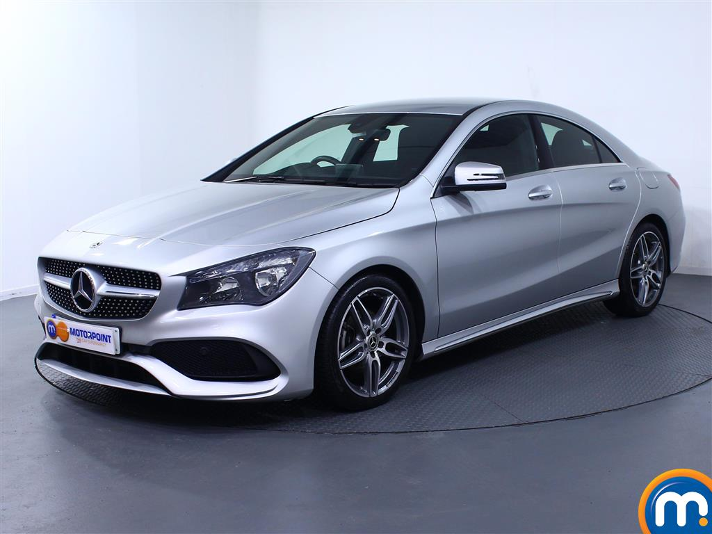 Mercedes-Benz Cla Class AMG Line Edition - Stock Number (971022) - Passenger side front corner