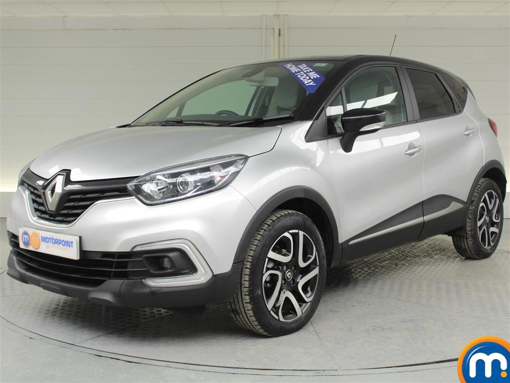 Renault Captur Iconic - Stock Number (969107) - Passenger side front corner