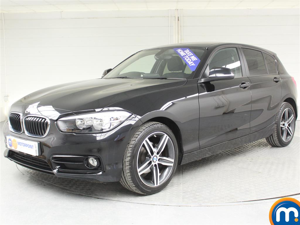BMW 1 Series Sport - Stock Number (977908) - Passenger side front corner