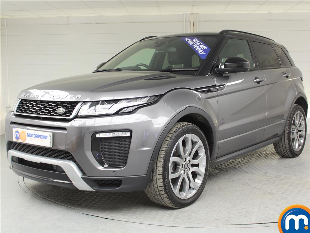 Land Rover Range Rover Evoque HSE Dynamic - Stock Number (976234) - Passenger side front corner