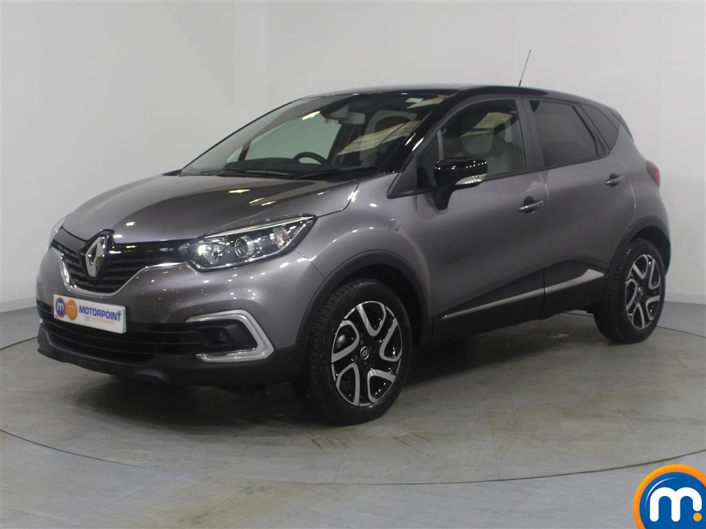 Renault Captur Iconic - Stock Number (966452) - Passenger side front corner