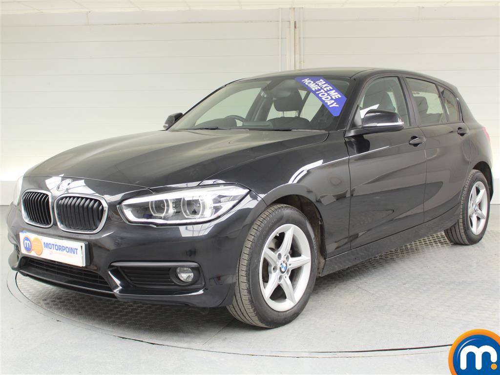 BMW 1 Series SE Business - Stock Number (973648) - Passenger side front corner