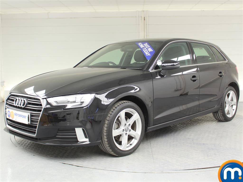 Audi A3 Sport - Stock Number (974859) - Passenger side front corner