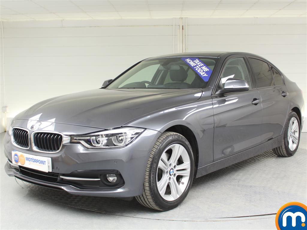BMW 3 Series Sport - Stock Number (965958) - Passenger side front corner