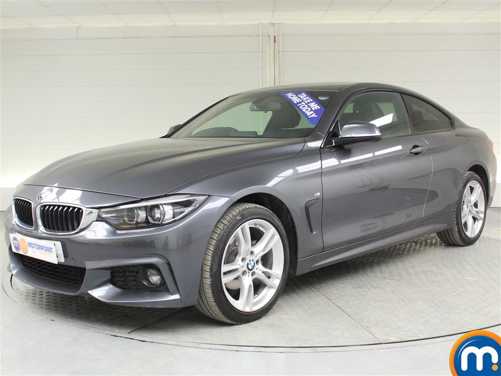 BMW 4 Series M Sport - Stock Number (967357) - Passenger side front corner