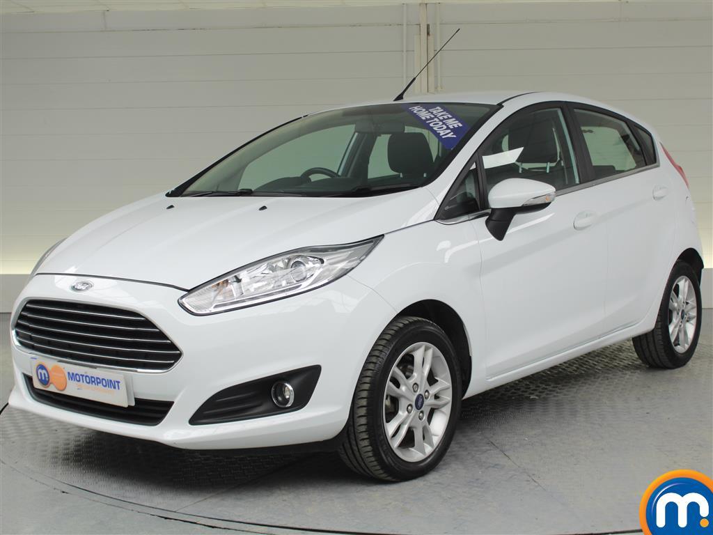 Ford Fiesta Zetec - Stock Number (975156) - Passenger side front corner