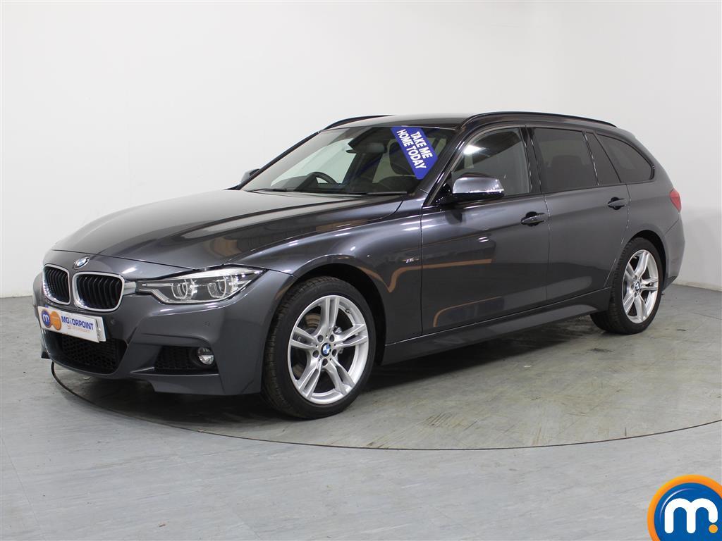 BMW 3 Series M Sport - Stock Number (958898) - Passenger side front corner