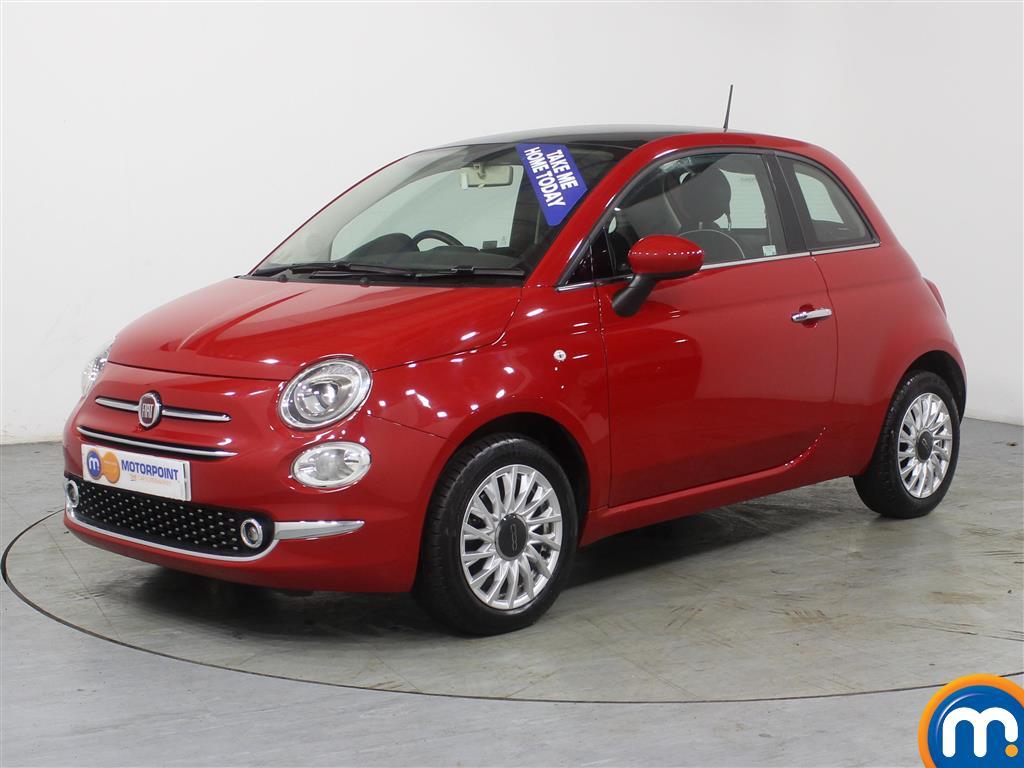 Fiat 500 Lounge - Stock Number (972154) - Passenger side front corner
