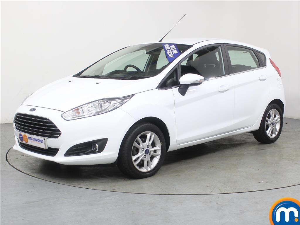 Ford Fiesta Zetec - Stock Number (975925) - Passenger side front corner