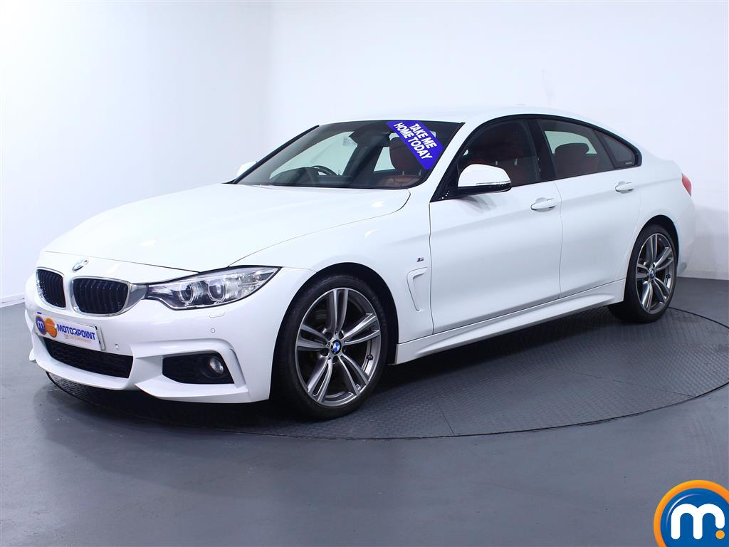 BMW 4 Series M Sport - Stock Number (976507) - Passenger side front corner