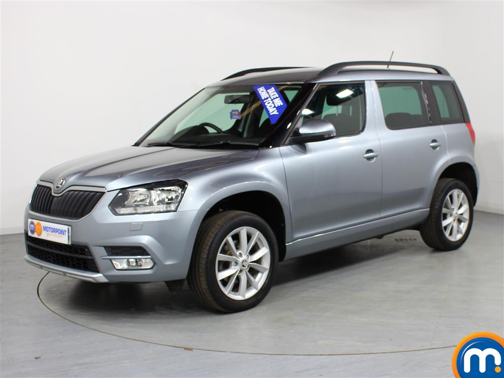 used or nearly new skoda yeti skoda 1 2 tsi 110 se 5dr. Black Bedroom Furniture Sets. Home Design Ideas
