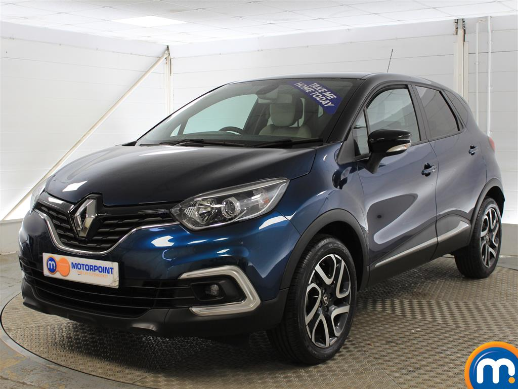 Renault Captur Iconic - Stock Number (966540) - Passenger side front corner